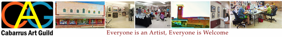 Cabarrus Art Guild | Concord, North Carolina
